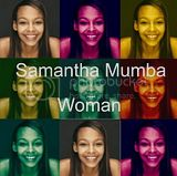 samantha mumba -woman